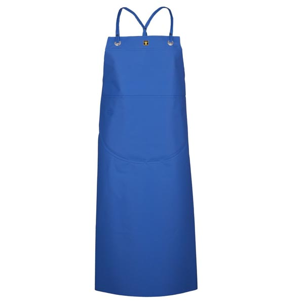 Guy Cotten Etal Apron - Colour: Blue - Size: Medium
