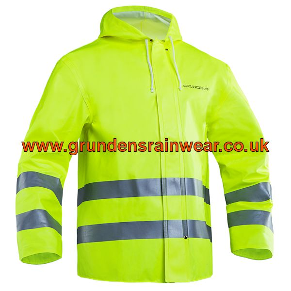 Reflective Jacket 82 - Size: Large